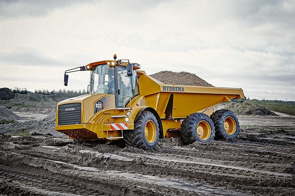 Hydrema 922F Articulated Dump Truck   ADT WA